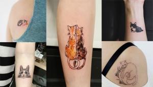 12 ไอเดียรอยสักรูปแมว ที่เหล่าทาสแมวต้องร้องกรี๊ดดด!!