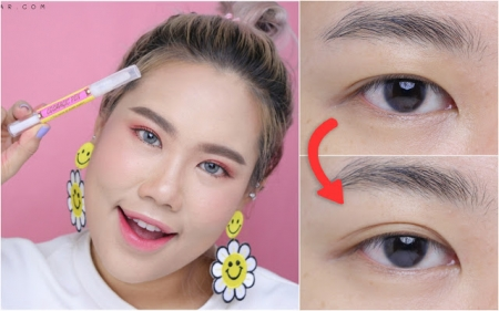 How to ทำตาสองชั้นง่ายๆ ด้วยปากกาวิเศษ ราคาหลักร้อย !!