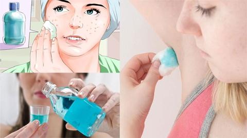 10 ประโยชน์ของน้ำยาบ้วนปาก ที่เราอาจไม่เคยรู้!