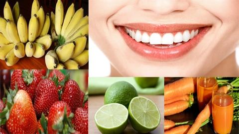 10 วิธี กำจัดคราบฟันเหลือง ด้วยของกิน-ของใช้ใกล้ตัว!!