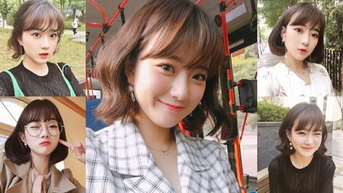 แอบส่องไอเดียทรงผมจากสาวผมสั้นสุดน่ารัก Yang Ye Jin
