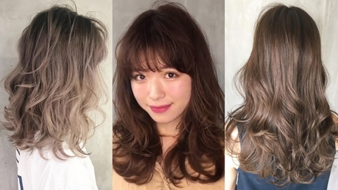 รวมไอเดีย ทรงผมดัดลอน สุดน่ารักแบบสาวญี่ปุ่น