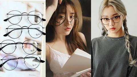 ส่อง 5 กรอบแว่นตาแฟชั่นยอดฮิตที่วัยรุ่นเลือกใช้กันมากที่สุด !!
