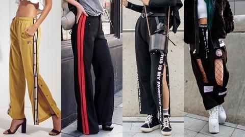 ส่องแฟชั่นกางเกงวอร์มสุดชิค ใครว่าใส่กางเกงวอร์มแล้วต้องไปออกกำลังกายอย่างเดียว คิดผิดแล้วจ๊ะ !!