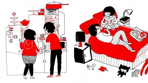 14 โมเมนต์เล็กๆ ของคู่รัก เรียบง่ายแต่ความหมายลึกซึ้ง