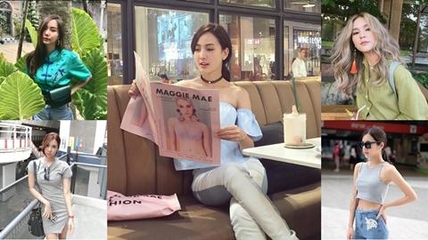 ส่อง 27 แฟชั่นการแต่งตัว everyday looks ชิคๆของดาราสาวไทย !!