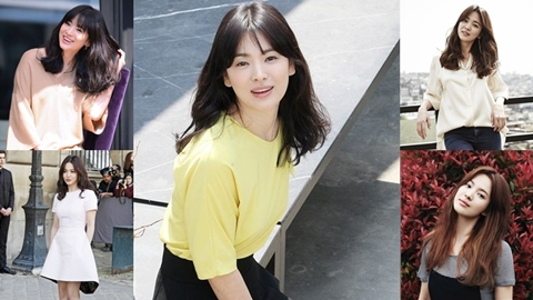 ส่อง 20 แฟชั่น ''ซองเฮเคียว'' นาเอกสาวสวยหวานใจสามีแห่งชาติ ''ซงจุงกิ''