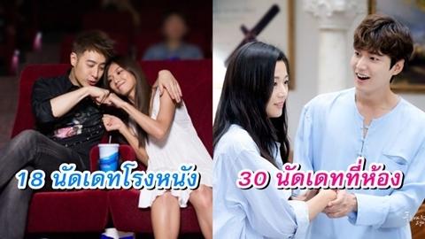 เรื่องจริงของความรักในวัย 18 และ 30 เปรียบเทียบได้จี๊ดซะเหลือเกิ้น!!