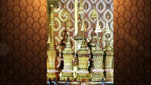 หาชมยาก...เผยภาพพระโกศพระบรมอัฐิพระมหากษัตริย์ 8 รัชกาล เป็นบุญตายิ่งนัก !