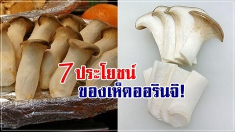 ลดน้ำหนักรักษาสุขภาพ!! 7 ประโยชน์ของออรินจิ เห็ดรสอร่อยคู่บุฟเฟ่ต์!!