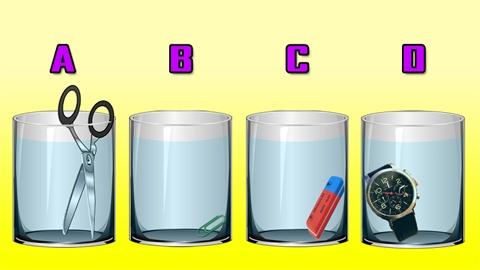 ภาพปริศนา!! น้ำในแก้วไหนมีมากที่สุด? ปัญหาลับสมอง มาลองดูว่าคุณจะตอบถูกหรือไม่!!