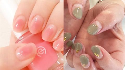 เรียบง่ายไม่ต้องเยอะ! ไอเดียทำเล็บสไตล์ 'Soft Nails' นุ่มนวล ๆ ซอฟต์ ๆ สวยกำลังพอดี