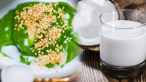วิธีทำ น้ำกะทิสูตรเข้มข้น สำหรับขนมไทย