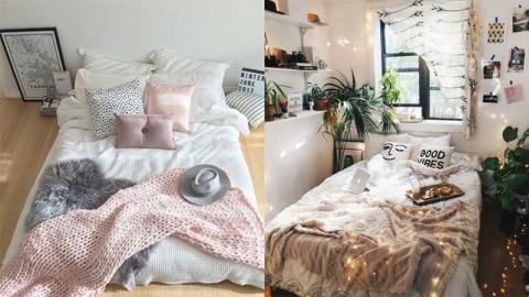 ไอเดียเก๋ๆ สำหรับการจัดห้องในพื้นที่จำกัด แบบไม่มีเตียง