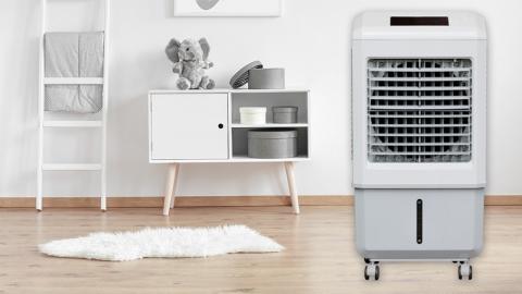 พัดลมไอเย็น ยี่ห้อไหนดี แต่ละรุ่นราคาเท่าไร?