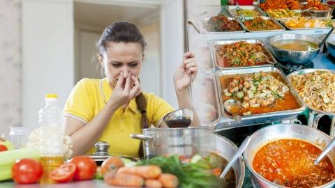 อากาศร้อนควรระมัดระวัง อาหารบูดเน่าเสียได้ง่าย