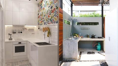 ไอเดียต่อเติมห้องครัวสวย ๆ สำหรับคุณพ่อบ้านแม่บ้านที่รักในการทำอาหาร