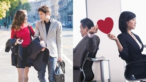 ความรักกับคนในที่ทำงานเดียวกัน มีข้อเสียที่คุณอาจไม่เคยรู้มาก่อน!