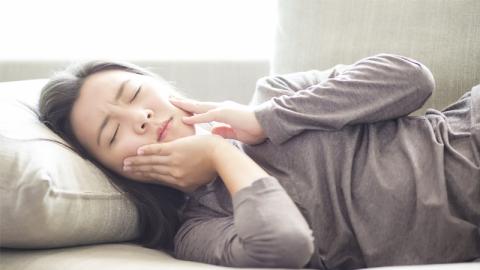 ไม่ควรมองข้ามอันตรายจาก อาการนอนกัดฟัน