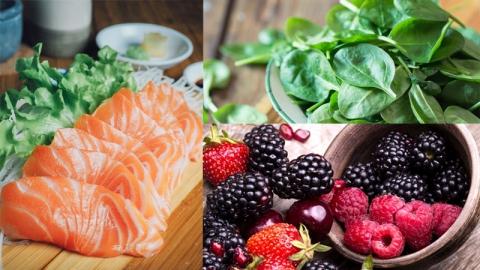 สุดยอดอาหารที่ช่วยลดอาการอักเสบ ที่เกิดขึ้นในร่างกาย