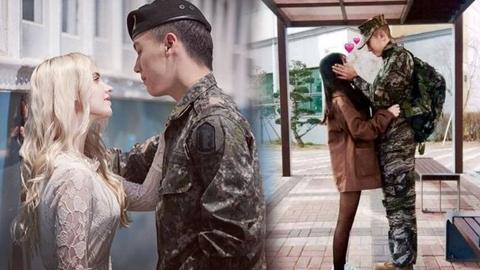 บริหารความรักอย่างไรให้มั่งคง หากแฟนต้องไปเป็นทหาร