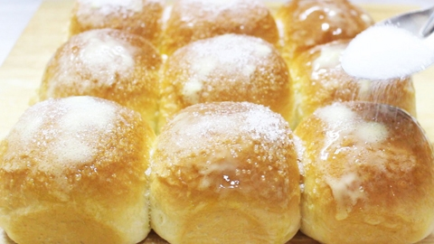 สูตร ''ขนมปังเนยสด'' ยั่วน้ำลาย ทำทานเองที่บ้านได้