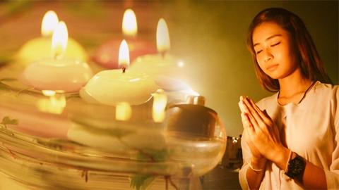 ชีวิตตกต่ำอยู่ ทำอะไรไม่ขึ้นลอง ''อธิษฐานก่อนนอน'' เพียง 5 นาที เพื่อความเป็นศิริมงคล