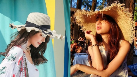 แฟชั่น ''หมวกปีกกว้าง'' ไอเทมหน้าร้อนที่สาวๆ ควรมี!