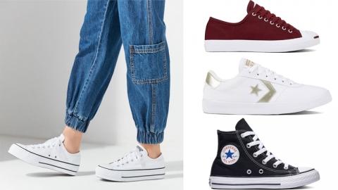 อัปเดตรองเท้าผ้าใบ Converse รุ่นไหนที่ได้รับความนิยมสูง ขายดีสุดๆ