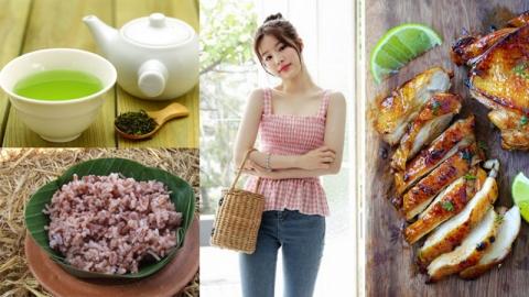 10 อาหารที่ส่งเสริมให้เราสวยจากภายใน มีออร่าดูสุขภาพดี