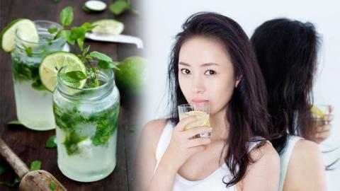ประโยชน์ของน้ำมะนาว ที่ถ้าได้รู้แล้วสาวๆ จะต้องเลิฟน้ำมะนาวมากขึ้น