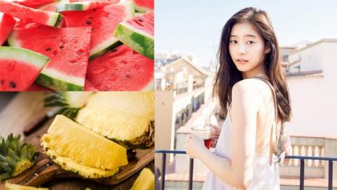 5 ผลไม้ที่กินแล้วช่วยให้รูปร่างดี ลดอาการบวมน้ำลงได้ด้วย