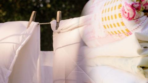 วิธีการทำความสะอาดผ้าห่มเหม็นอับ โดยไม่ต้องตากแดด