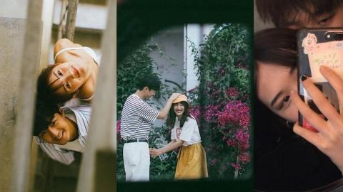 ไอเดียน่ารักๆ ถ่ายรูปคู่กับแฟนโชว์หวานเรียกยอดไลค์