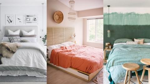 สีห้องนอนเสริมดวงชะตา ด้วยโทนสีมงคล ประจำวันเกิด