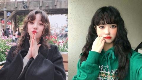 ไอเดียทรงผมลอนมาม่า เปลี่ยนผมบางน้อยให้ดูหนาขึ้น น่ารักในสไตล์เกาหลี