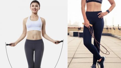 ออกกำลังกายโดยการกระโดดเชือกไดทั้งสุขภาพกาย และสุขภาพจิต