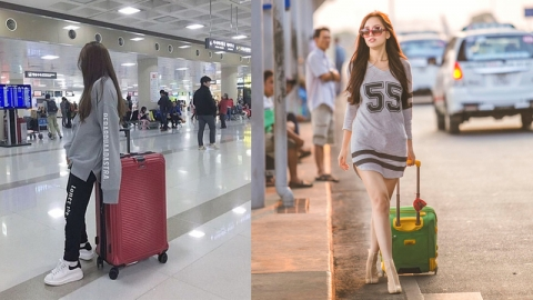 เคล็ดลับแพ็คกระเป๋าเดินทางให้จุคุ้มในใบเดียว หมดปัญหาน้ำหนักกระเป๋าเกิน