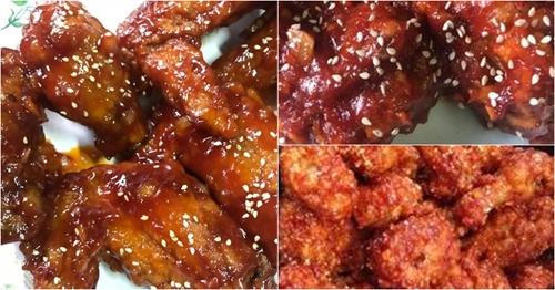 สูตร ''ไก่ทอดราดซอสสไตล์เกาหลี'' ใครๆก็ทำได้ อร่อยชัวร์