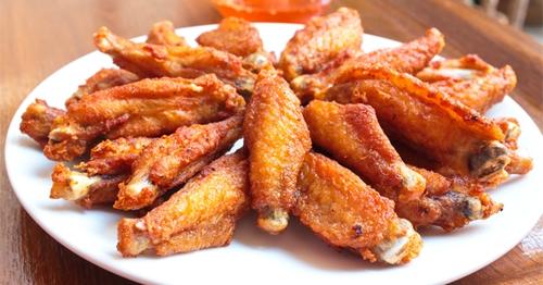 แจกสูตร ''ปีกไก่ทอดเกลือ'' ทำเองง่ายๆ แถมอร่อย!