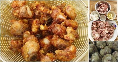 สูตรทำแหนมซี่โครงหมู เนื้อนุ่มอร่อยกับขั้นตอนง่ายๆ