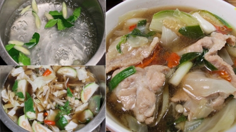 สูตรทำ แกงอ่อมหมูสไลด์ รสเด็ด อร่อยแซ่บ ไม่อ้วน!