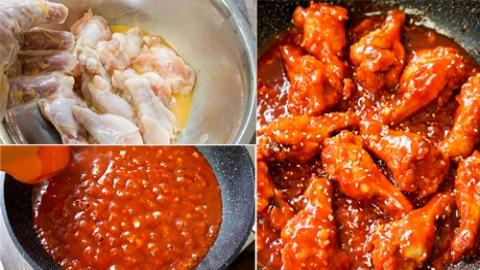 สูตร ไก่ทอดเกาหลี รสเข้มข้น อร่อยไม่แพ้ต้นตำรับ