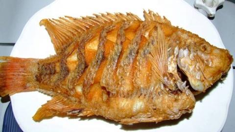 เทคนิค วิธีทอดปลาไม่ให้ติดกะทะ แถมหนังสวย กรอบน่าทาน