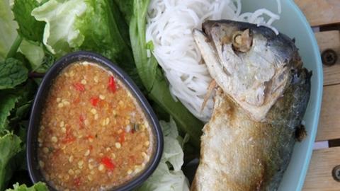 วิธีทำ เมี่ยงปลาทู พร้อมน้ำจิ้มรสเด็ด