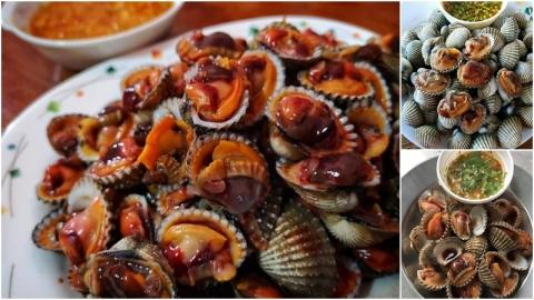 เคล็ดลับการเลือกหอยแครงยังไงให้สดอร่อย