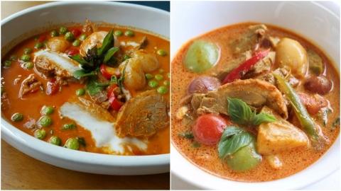 สูตรการทำ ''แกงเผ็ดเป็ดย่าง'' อาหารไทยที่หลายคนหลงใหลในรสชาติ