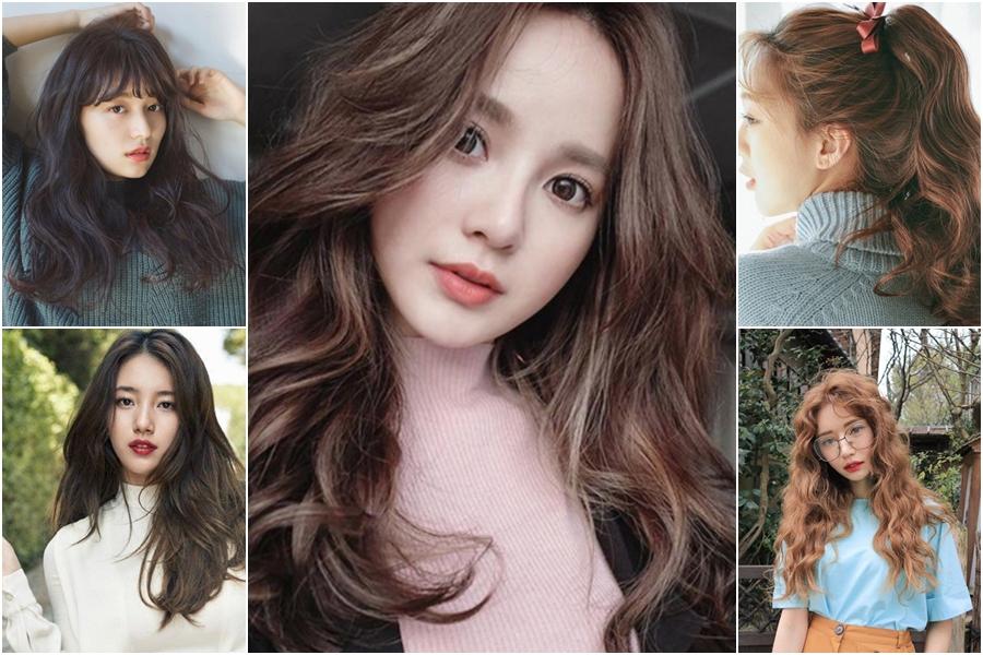 ทรงผมดัดลอนสไตล์เกาหลี 2021 แบบผมสวยๆ ทำแล้วคิ้วท์แน่นอน!